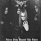 Frost - Voices From Beyond The Gates, LP
