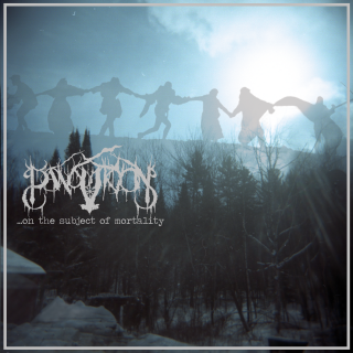 Panopticon - ...on the Subject of Mortality [electric blue splatter], LP