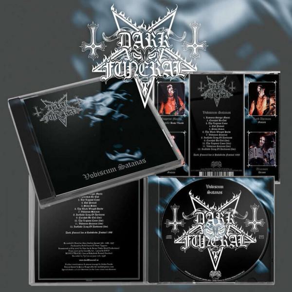 Dark Funeral - Vobiscum Satanas, CD