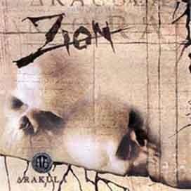 Zion (Grc) - Drakula, CD