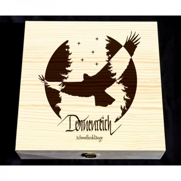 Dornenreich - Schwellenklänge, 12-LP WOODEN BOX