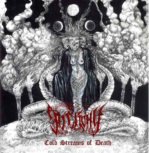 Do Skonu - Cold Streams Of Death, CD