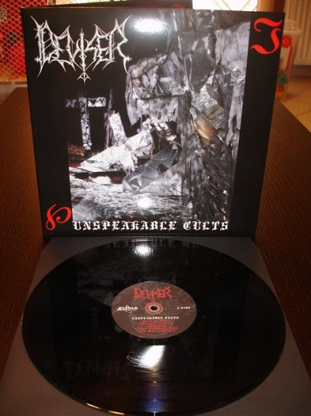 Deviser - Unspeakable Cults, LP