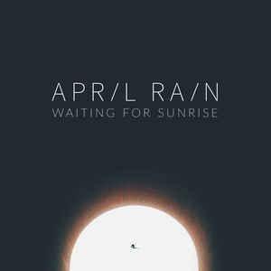 April Rain - Waiting For Sunrise, DigiCD