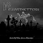 Zwartketterij - Cult Of The Necro-Thrasher, CD