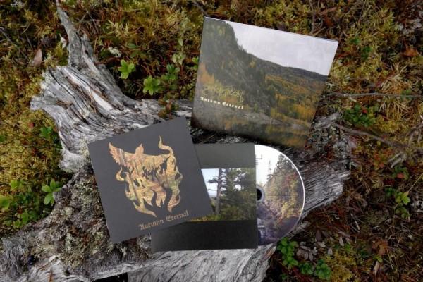 Panopticon - Autumn Eternal, DigiCD