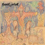Hands Of Orlac - s/t [black], LP