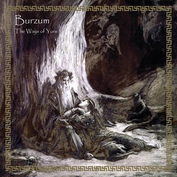 Burzum - The Ways Of Yore, SC-CD