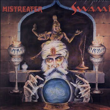 Mistreater - Hell's Fire/Swami, CD