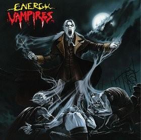Energy Vampires - s/t, CD