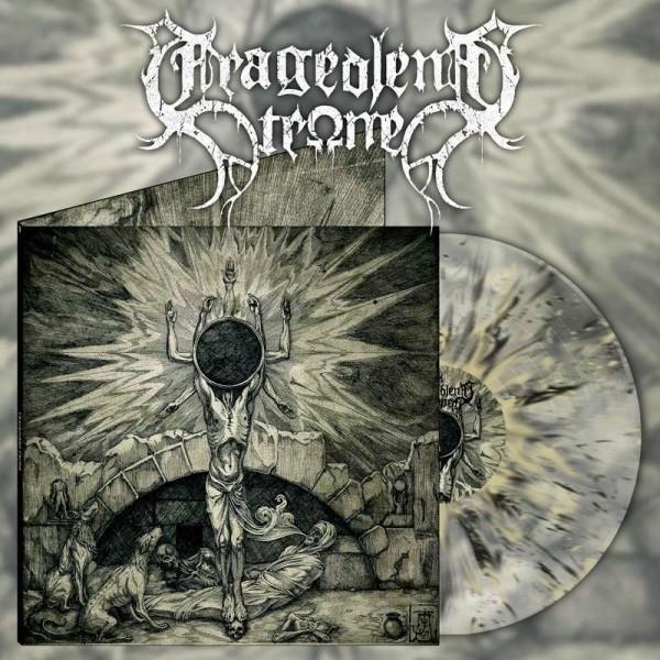 Tragediens Trone - s/t [splatter - 200], LP