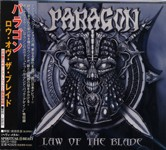 Paragon - Law Of The Blade [Japan], CD