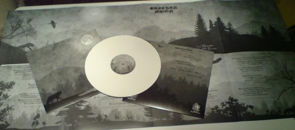 Brocken Moon - Das Märchen vom Schnee [white - 260], LP