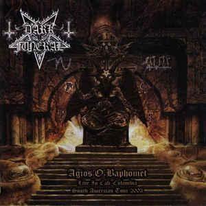 Dark Funeral - Agios O Baphomet, CD