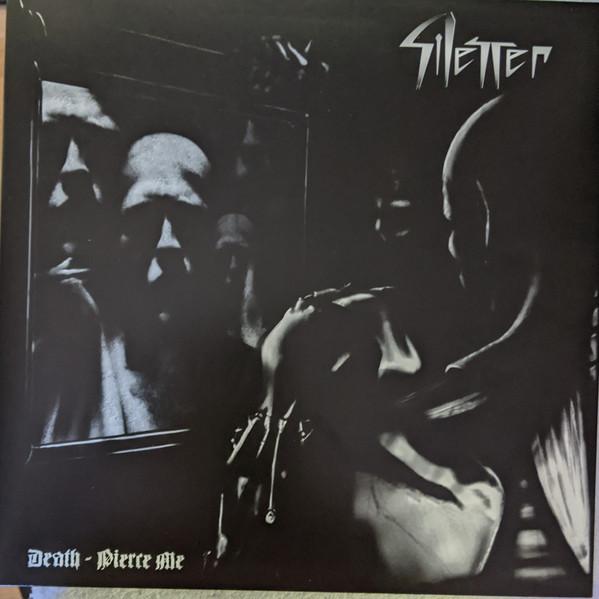Silencer - Death Pierce Me [clear - 500], LP