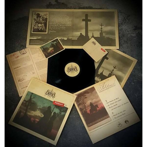 Horn - Feldpost [black - 300], LP