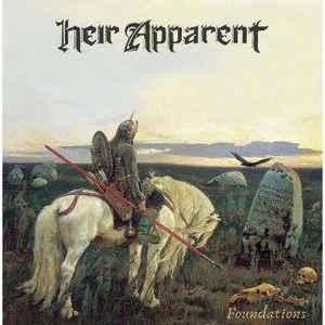Heir Apparent - Foundations [green - 300], 3LP