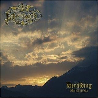 Falkenbach - Heralding - The Fireblade, CD