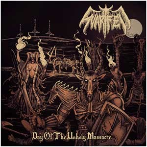 Svartfell - Day Of The Unholy Massacre, CD