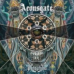 Aeonsgate - Pentalpha, CD
