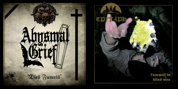 Abysmal Grief/Epitaph - Dies Funeris/Farewell To Blind Men, LP
