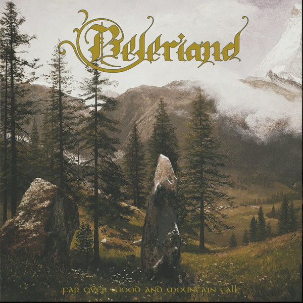 Beleriand - Far Over Wood and Mountain Tall, CD