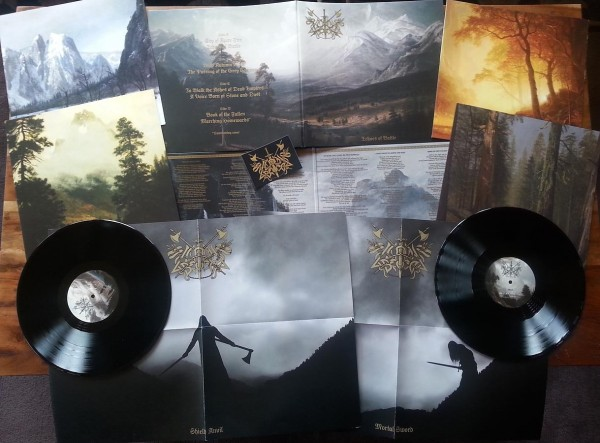 Caladan Brood - Echoes of Battle, 2LP