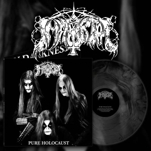 Immortal - Pure Holocaust [clear/black - 1000], LP