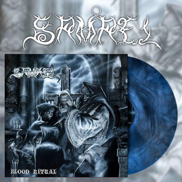 Samael - Blood Ritual [blue marble - 600], LP