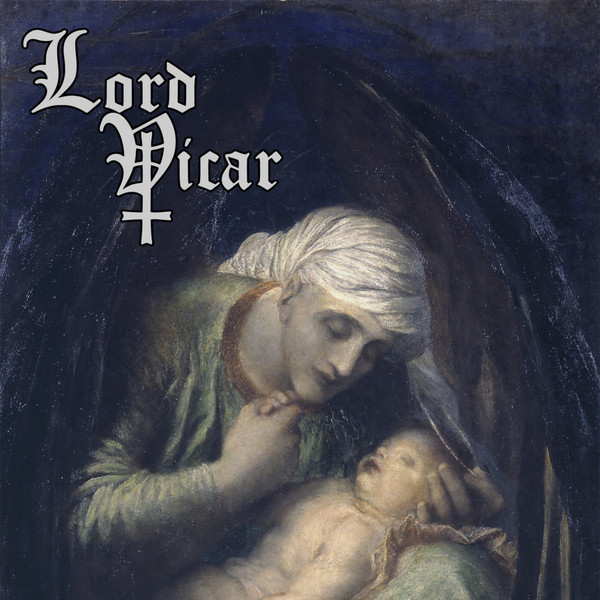Lord Vicar - The Black Power, CD