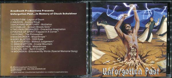 V.A. - Unforgotten Past...In Memory Of Chuck Schuldiner, CD
