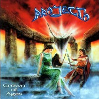 Projecto - Crown Of Ages, CD