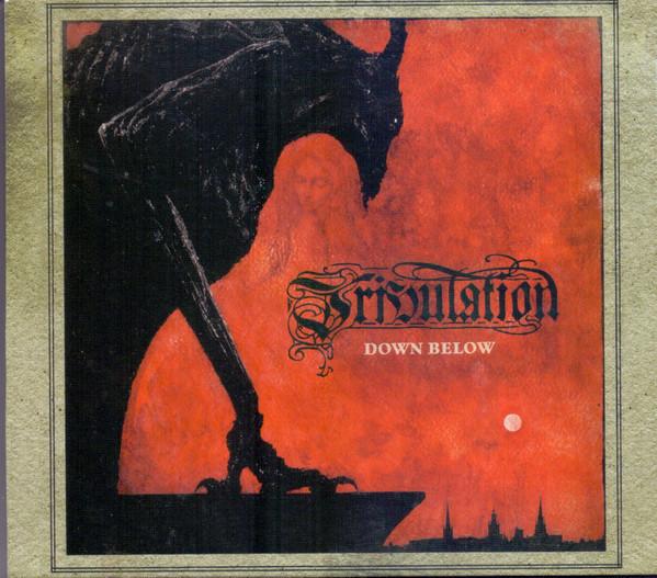 Tribulation - Down Below, SC-CD