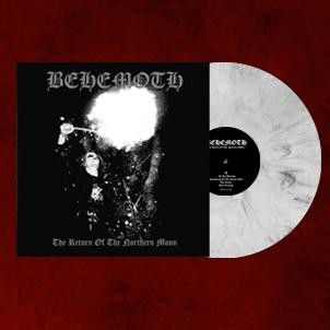 Behemoth - The Return Of The Northern Moon [white marble - 333], LP