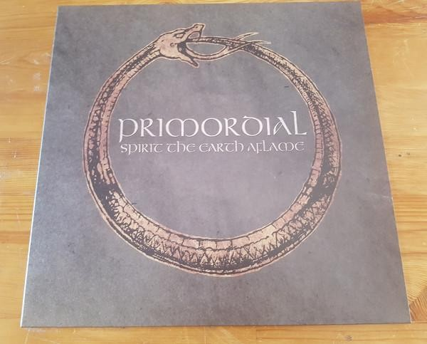 Primordial - Spirit The Earth Aflame, LP
