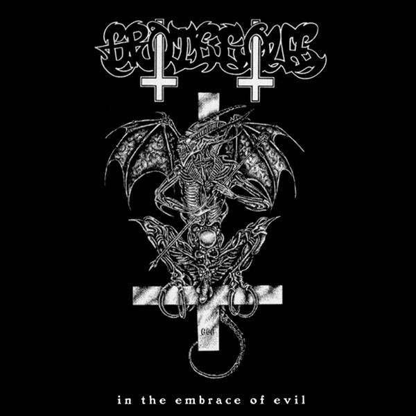 Grotesque ‎– In The Embrace Of Evil, DigiCD