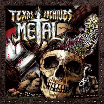 Texas Metal Archives, CD
