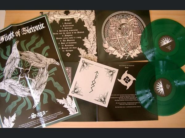 The Flight Of Sleipnir - Saga, 2LP