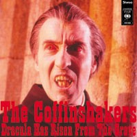 """The Coffinshakers - Dracula Has Risen From The Grave [red - 300], 7"""""""