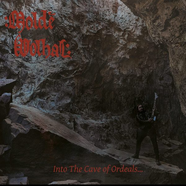 Molde Volhal ‎- Into The Cave Of Ordeals​.​.​., DigiCD