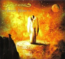 Black Wings - Sacred Shiver, DigiCD