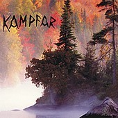 Kampfar - Kampfar (red+patch - 66), MLP