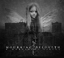 Mourning Beloveth - A Murderous Circus, Digi2CD