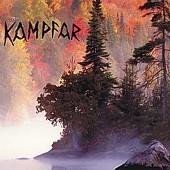 Kampfar - Kampfar (white+patch - 66), MLP
