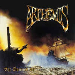 Arthemis - The Damned Ship, DigiCD