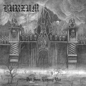 Burzum - Det Som Engang Var [white], LP