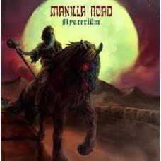 Manilla Road - Mysterium, CD