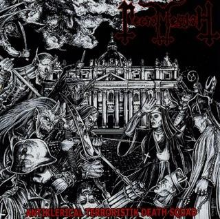 Necromessiah - Antiklerical Terroristik Death Squad, DigiCD