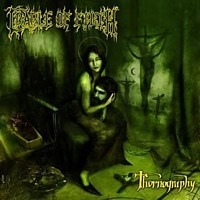 Cradle Of Filth - Thornography, CD