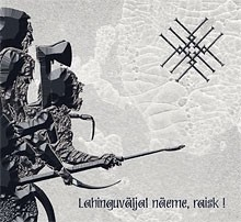 Metsatöll - Lahinguväljal Näeme, Raisk!, CD+DVD